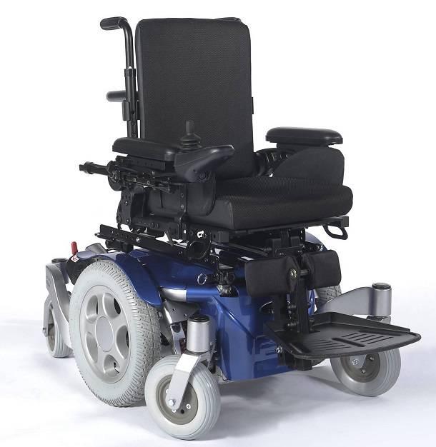 Wspaniały Wózki inwalidzkie elektryczne | Ortlife QP56