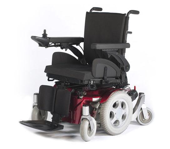 Wspaniały Wózki inwalidzkie elektryczne | Ortlife NA17